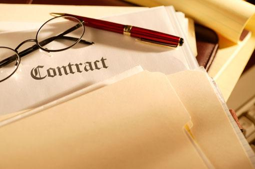 Hợp đồng thực hiện đầu tư dự án (có sử dụng đất)