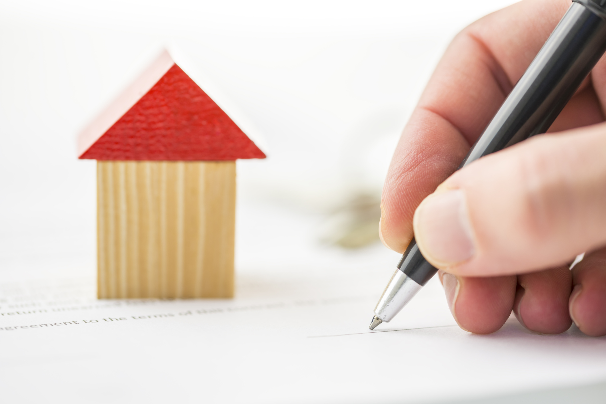 Hợp đồng đặt cọc cho thuê nhà