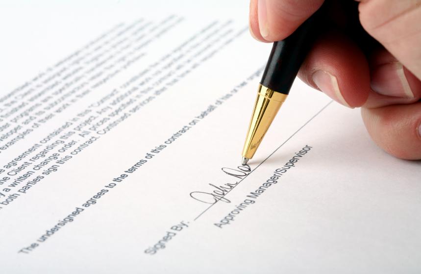 Hợp đồng ký gửi hàng hóa