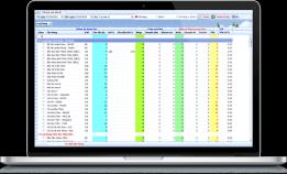 Phần mềm quản lý vật tư nông nghiệp