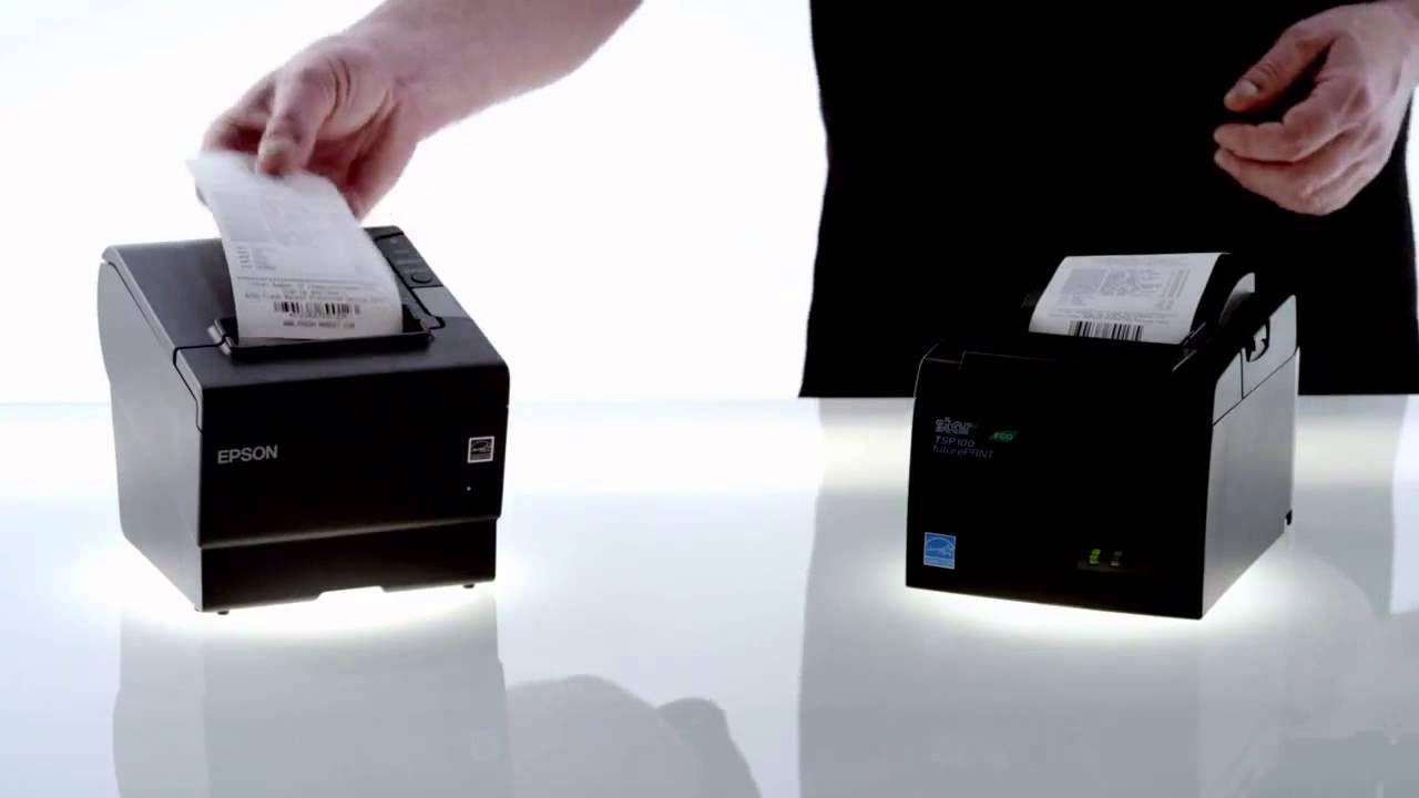 Các loại máy in hóa đơn Epson bán chạy trên thị trường