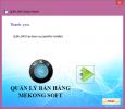 Hướng dẫn đăng ký và cài đặt phần mềm Mekong Soft