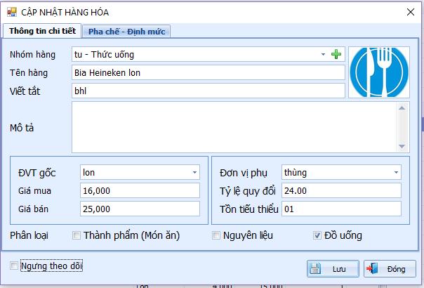 phần mềm quản lý quán karaoke 3