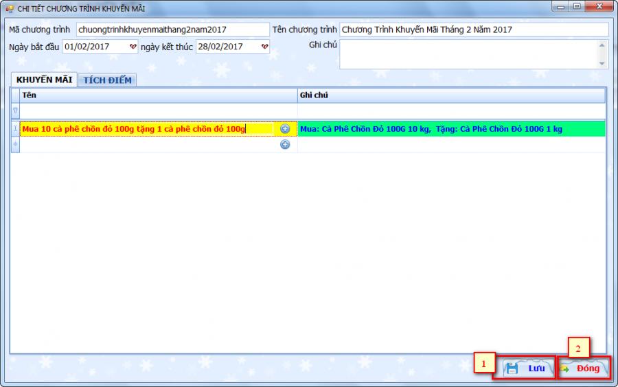 Phần mềm quản lý kinh doanh chuỗi siêu thị 7