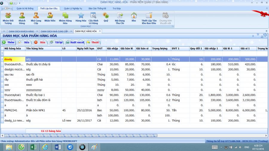 Phần mềm quản lý bán hàng dành cho doanh nghiệp vừa và nhỏ 3