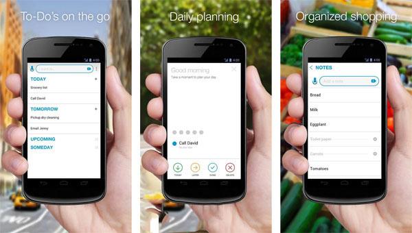 Phần mềm quản lý công việc miễn phí trên Android 2
