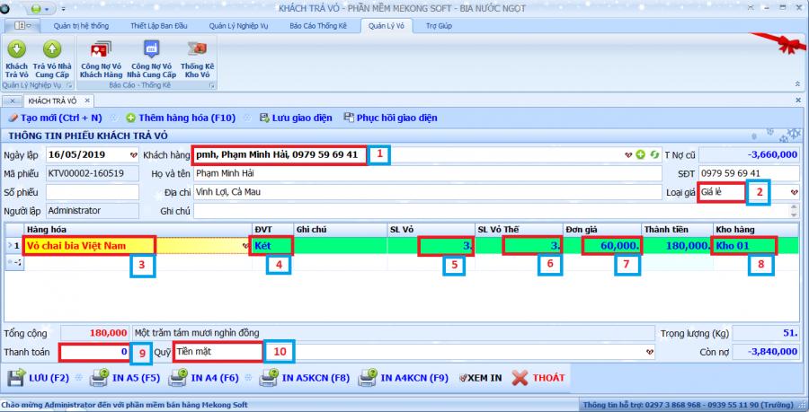 Phần mềm quản lý đối tượng 4