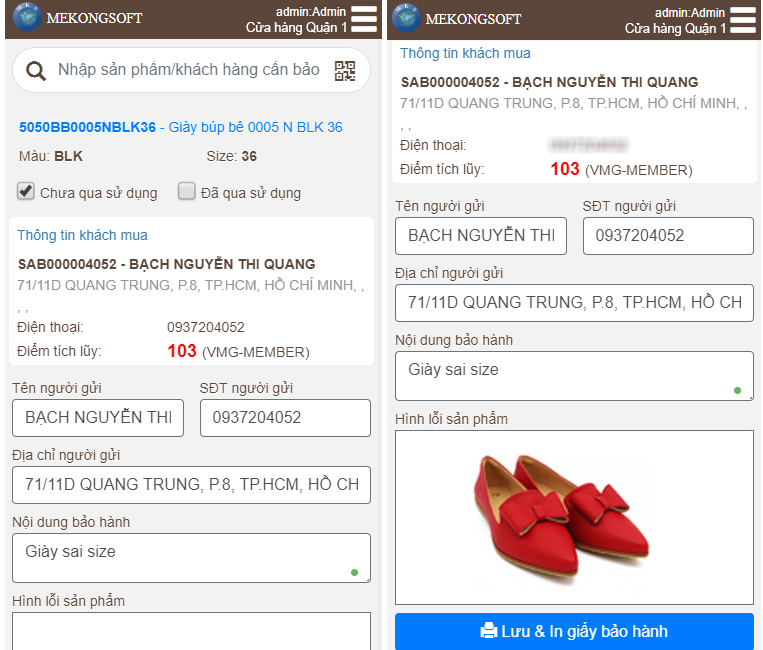 mobile app quản lý bán hàng 2