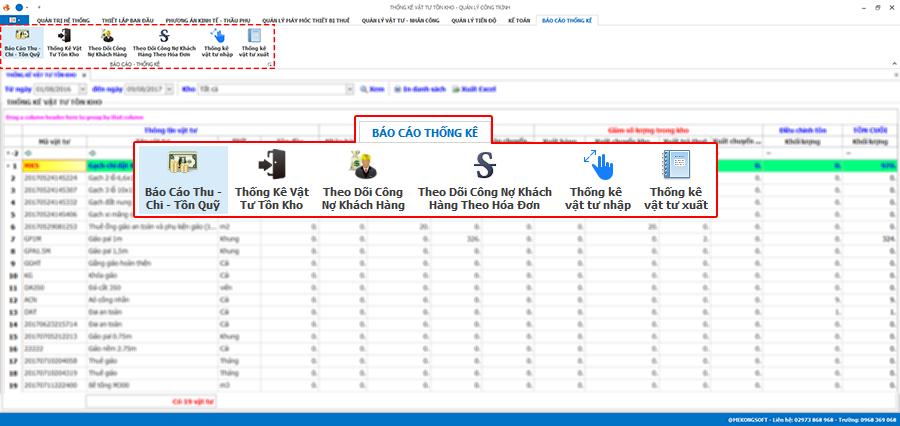 Phần mềm quản lý thi công 37