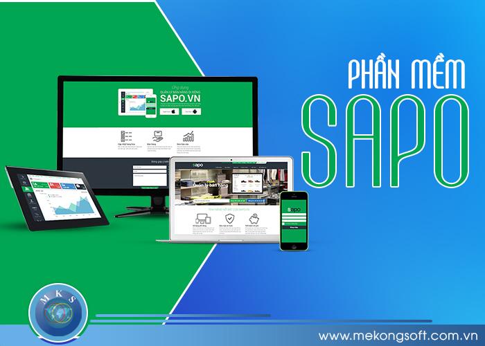 Phần mềm Sapo quản lý kho miễn phí, chất lượng