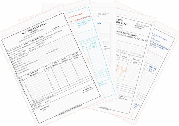 Phần mềm quản lý in hóa đơn GTGT 1