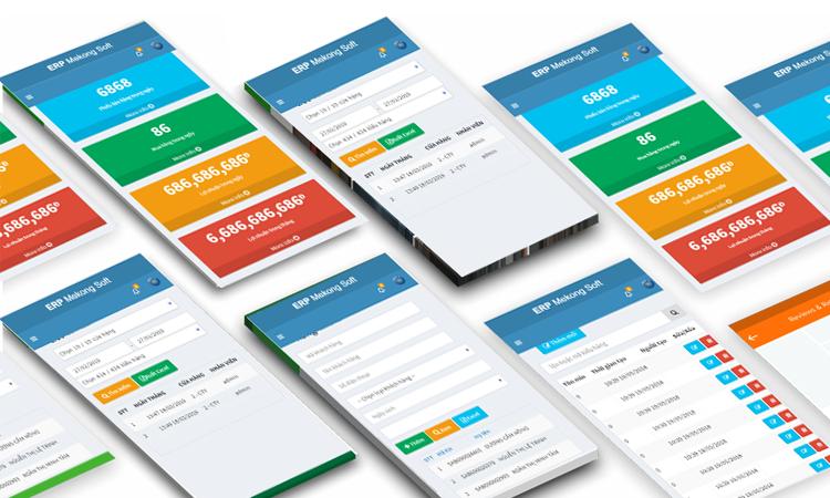 thiết kế ứng dụng bán hàng trên Ios, Android 1