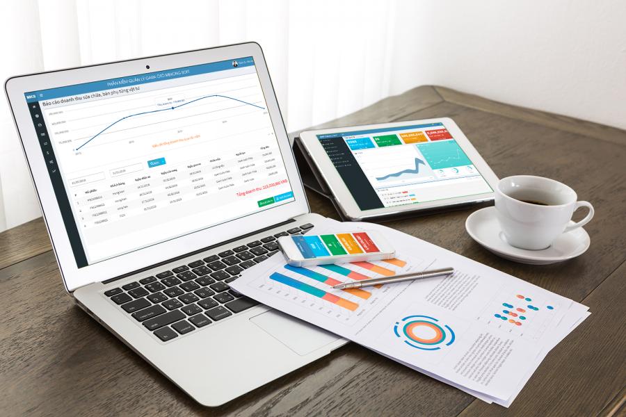 Phần mềm ERP cho chuỗi bán lẻ 1