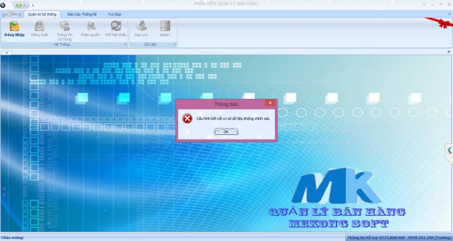 Hướng dẫn đăng ký và cài đặt phần mềm Mekong Soft 12