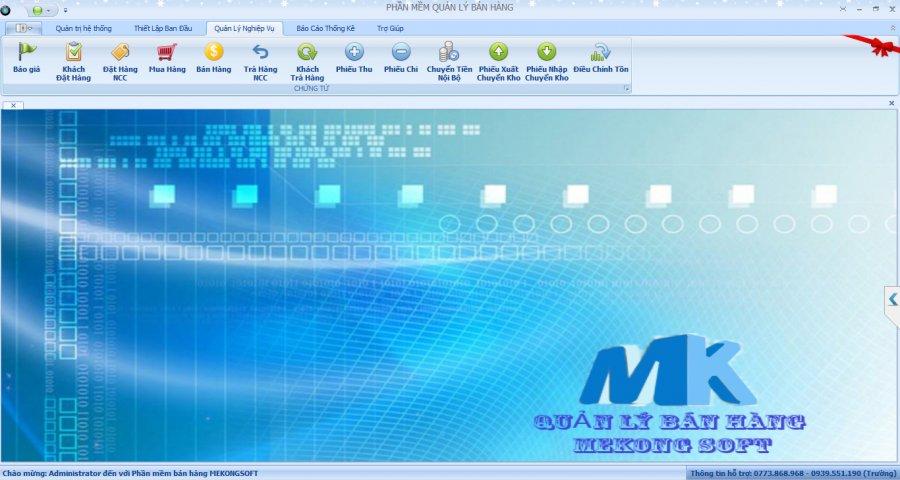Hướng dẫn đăng ký và cài đặt phần mềm Mekong Soft 15