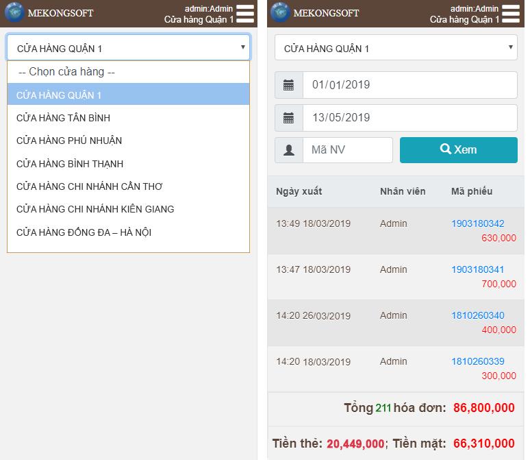 App bán hàng trên điện thoại di động 2