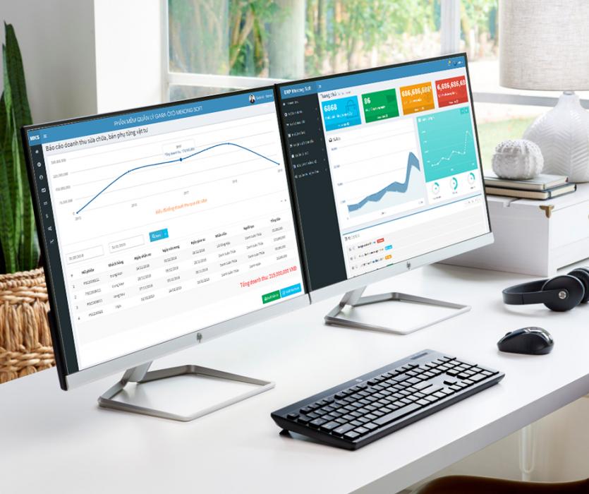 phần mềm quản trị doanh nghiệp ERP cho SMEs