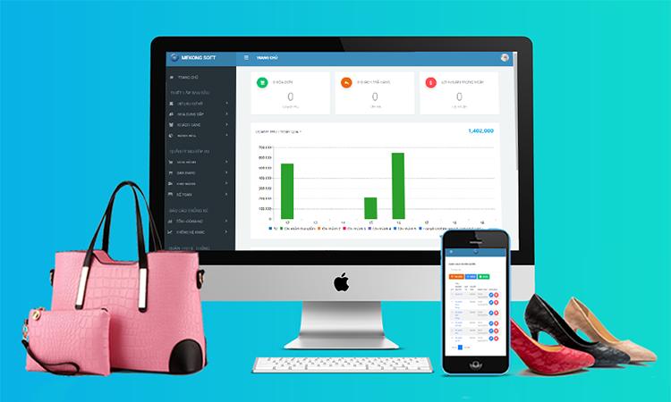 phần mềm quản lý kinh doanh chuỗi Mekong Soft 0