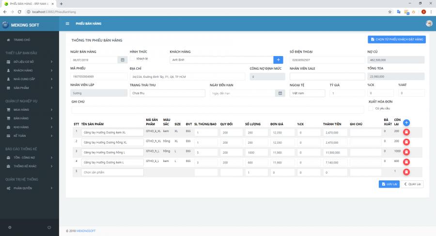 Phần mềm ERP quản lý doanh nghiệp theo yêu cầu 5