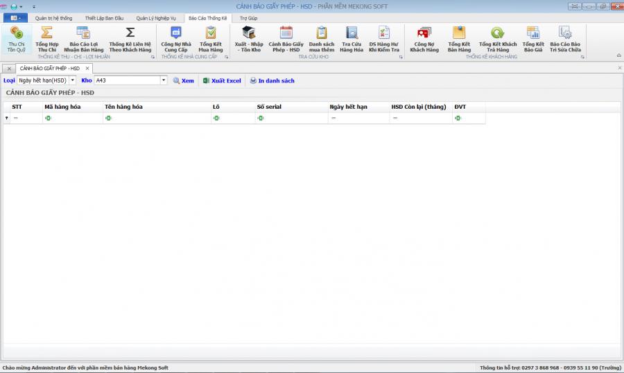 Phần mềm quản lý kinh doanh, thầu vật tư thiết bị Y tế - hình 34