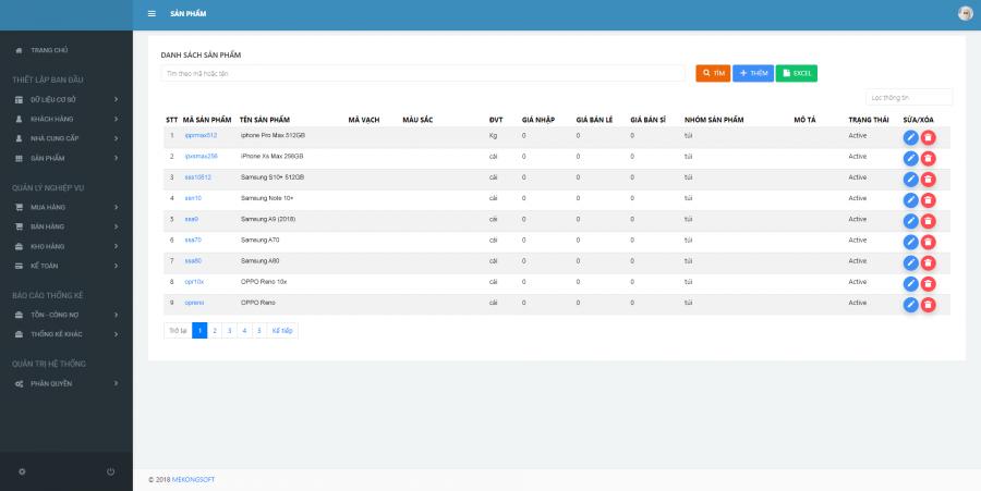 phần mềm quản lý bán hàng chuyên nghiệp 1
