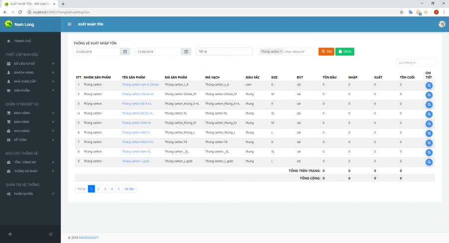 Phần mềm quản lý nhà phân phối (NPP), đại lý hàng tiêu dùng 11