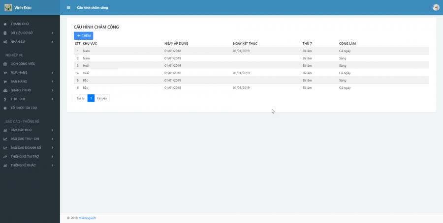 Phần mềm quản lý kinh doanh, thầu vật tư thiết bị Y tế - hình 21