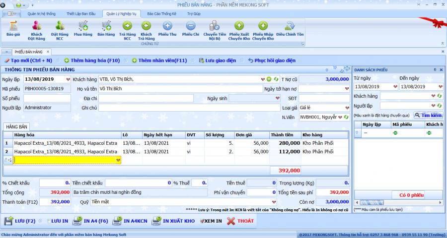 phần mềm quản lý bán thuốc tây 3