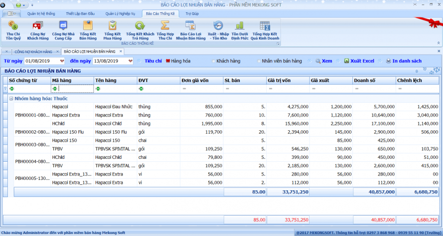 phần mềm quản lý bán thuốc tây 7