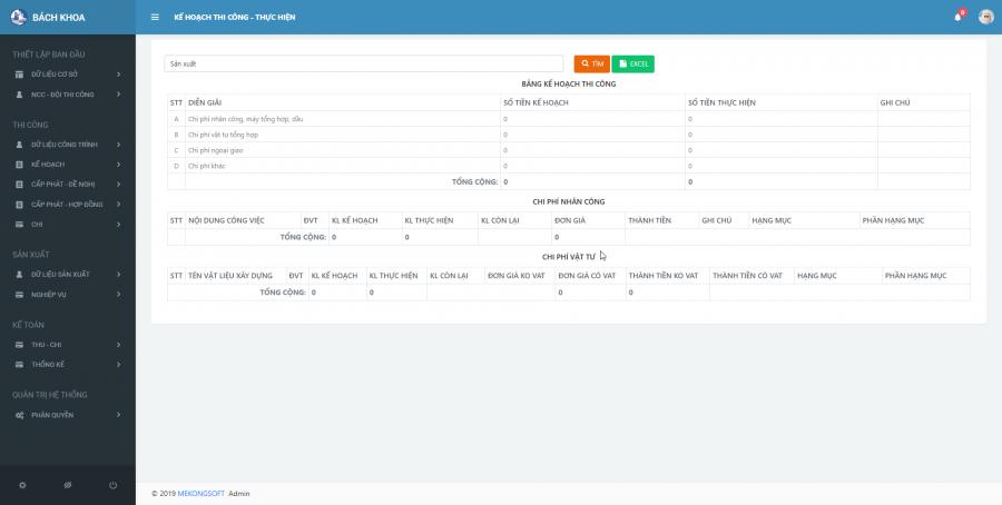 Phần mềm quản lý thi công 16