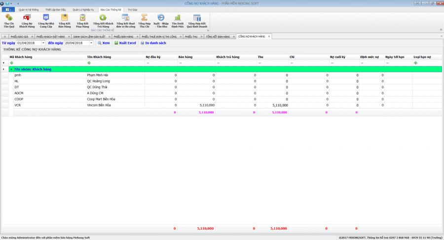 Phần mềm quản lý sản xuất in ấn thiệp, thi công quảng cáo 9