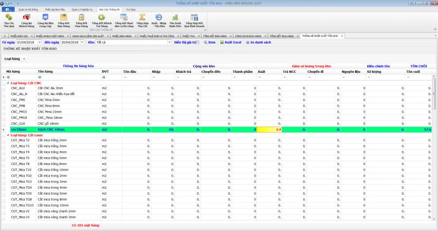 Phần mềm quản lý sản xuất in ấn thiệp, thi công quảng cáo 12